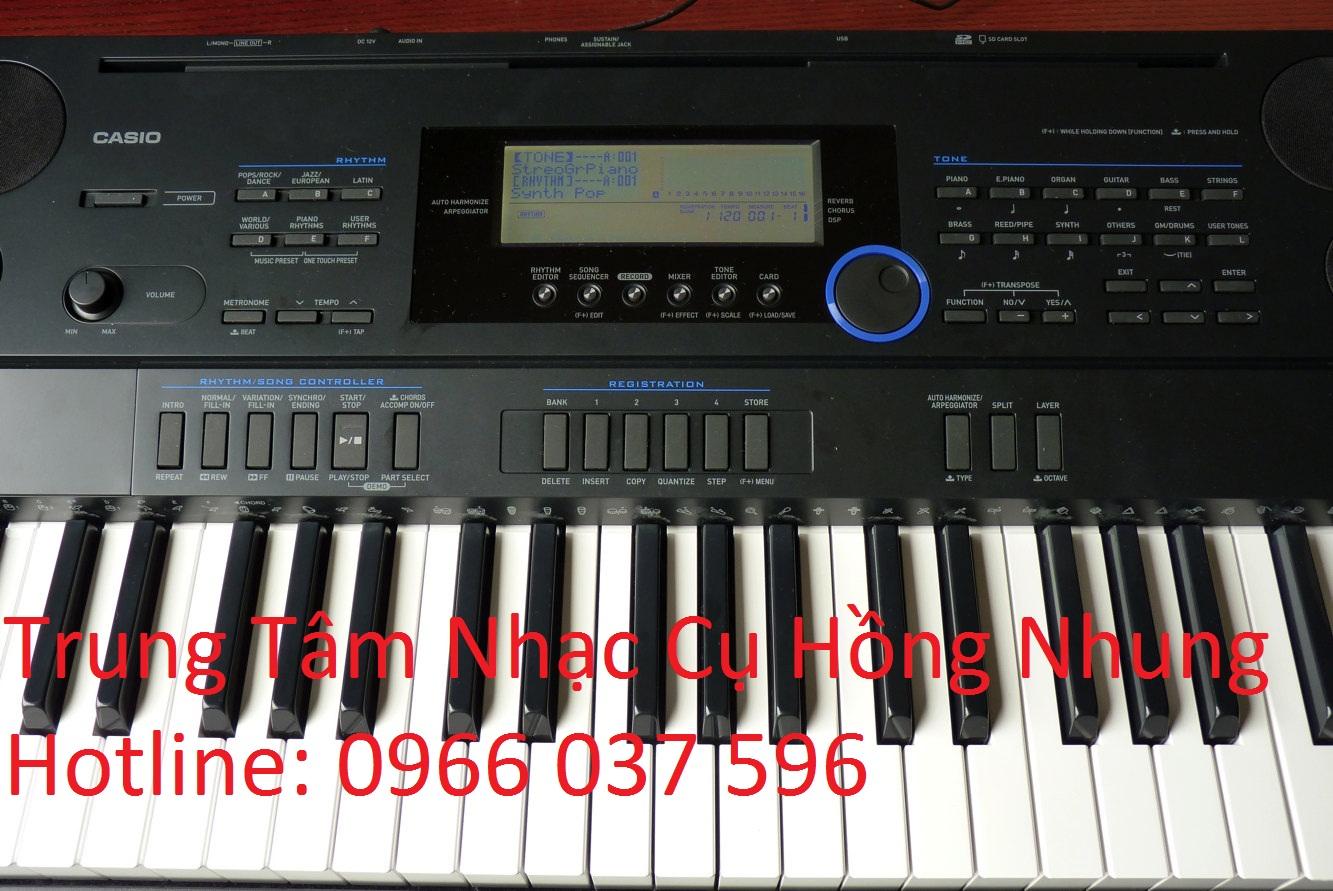 Đàn Casio CTK6000 Cũ