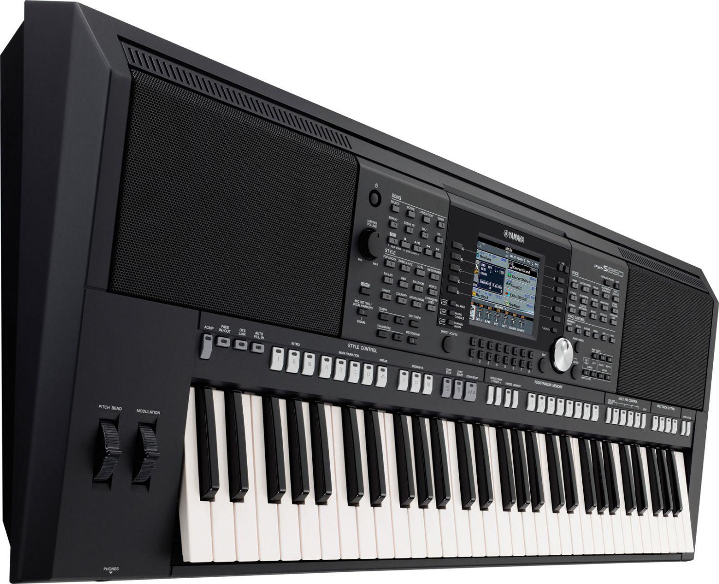 Đàn organ yamaha PSR-S950 Mới