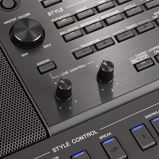 đàn yamaha PSR SX 700 mới