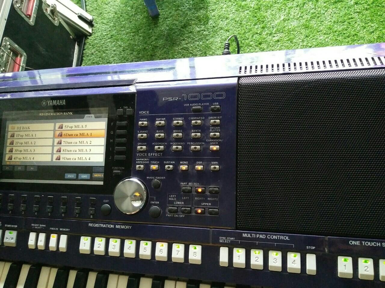 đàn organ Yamaha PSP 1000