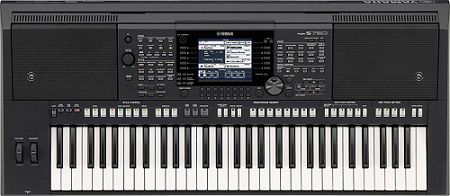 Đàn Organ Yamaha PSR S750