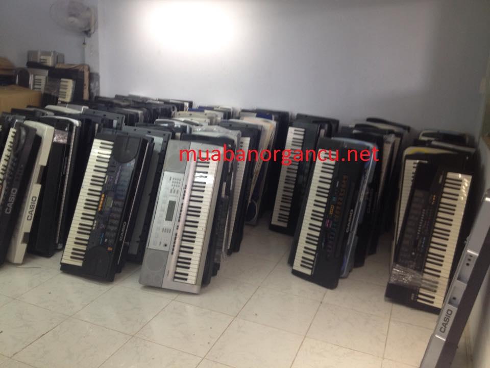 Thu mua đàn organ yamaha cũ ở đâu