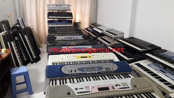 Thu mua đàn organ yamaha cũ giá rẻ