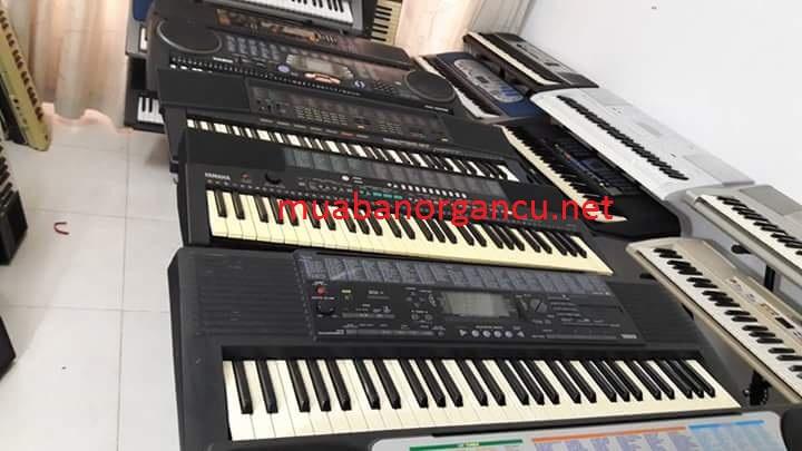 Đàn Casio CTK 651 Cũ