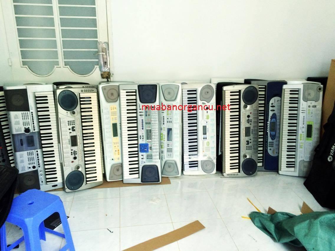 Thu mua đàn organ yamaha cũ