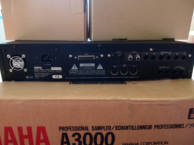 Đàn organ yamaha PSR-A3000 mới